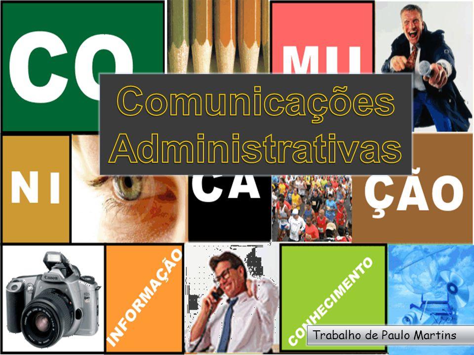 Comunicações Administrativas