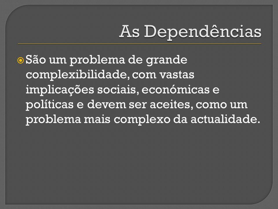As Dependências