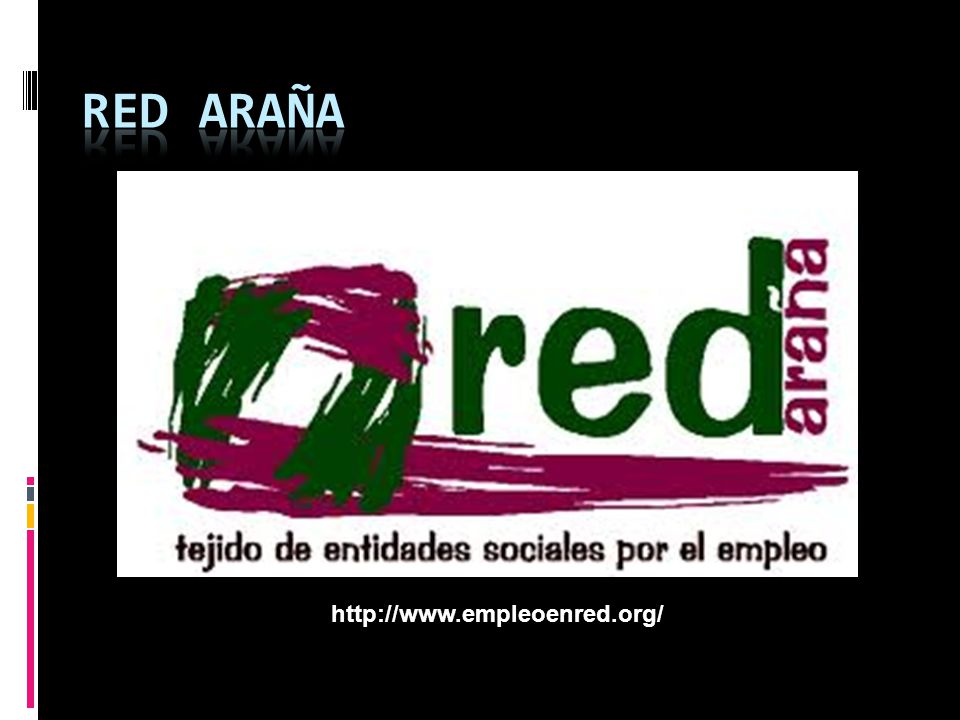Red Araña http://www.empleoenred.org/
