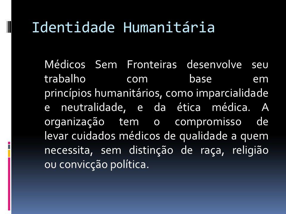 Identidade Humanitária