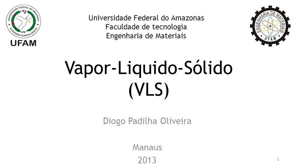 Vapor-Liquido-Sólido (VLS)