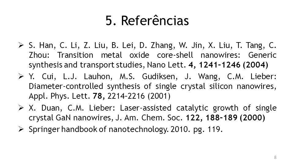 5. Referências