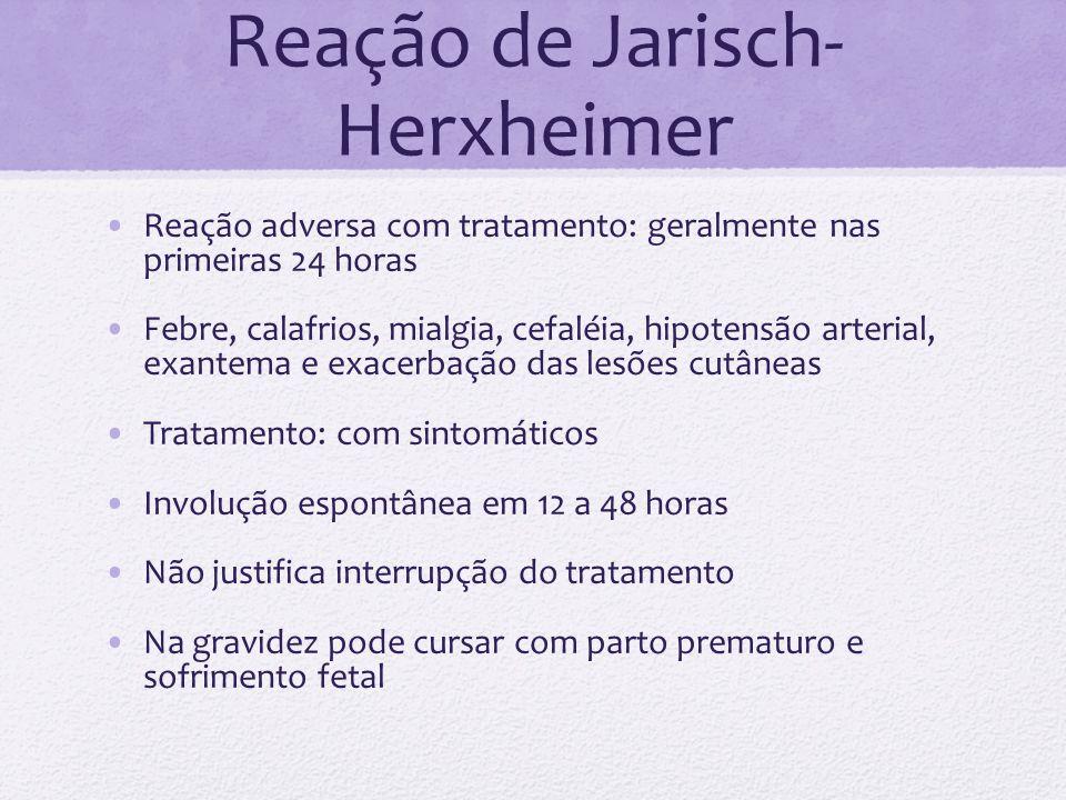 Reação de Jarisch-Herxheimer