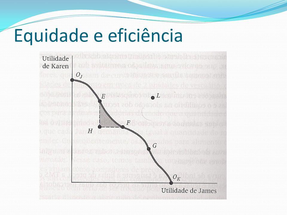 Equidade e eficiência