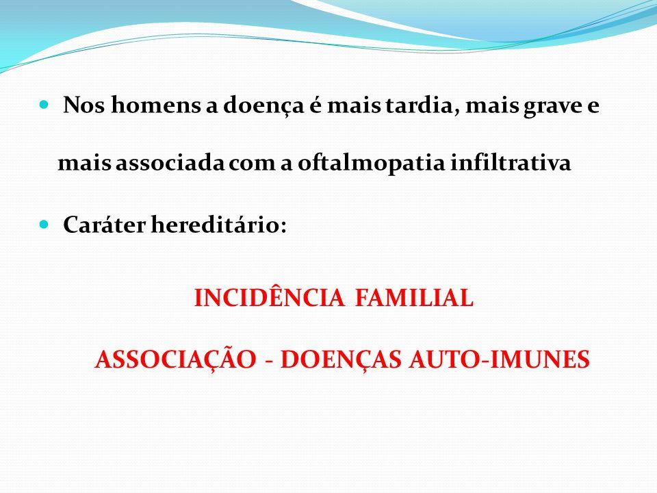ASSOCIAÇÃO - DOENÇAS AUTO-IMUNES