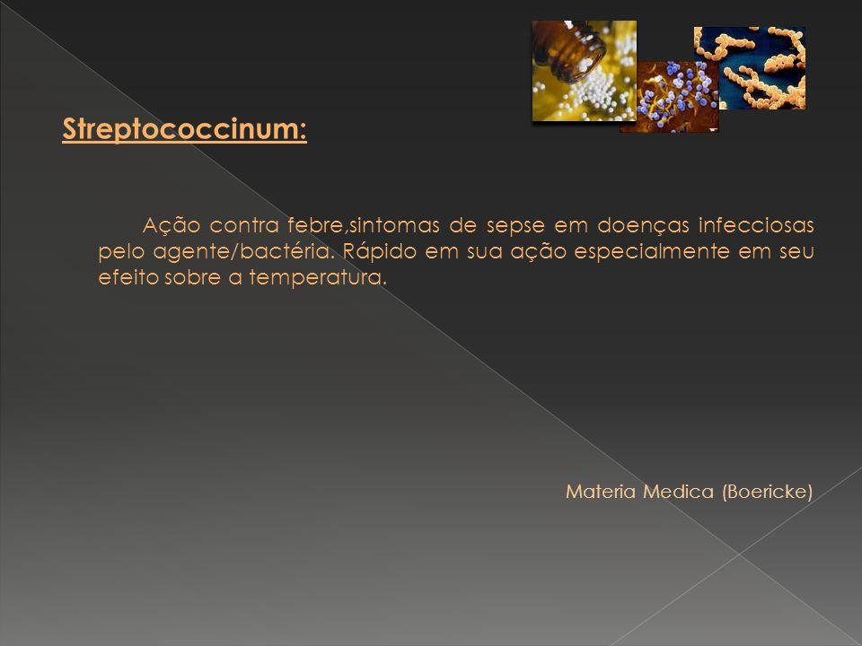 Streptococcinum: