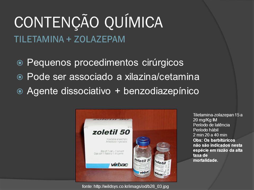 TILETAMINA + ZOLAZEPAM