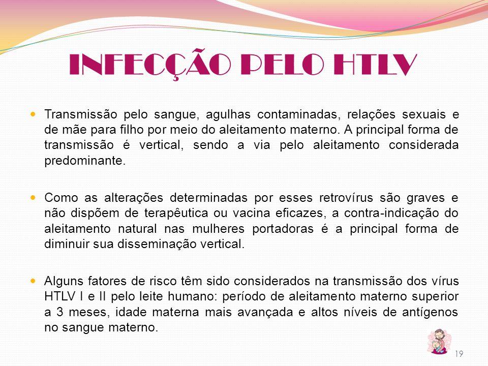 INFECÇÃO PELO HTLV