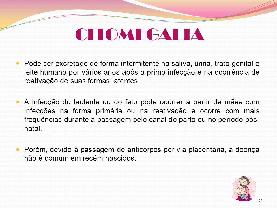 CITOMEGALIA