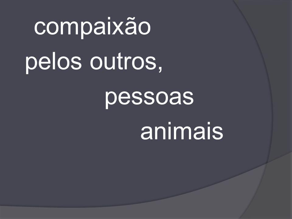 compaixão pelos outros, pessoas animais