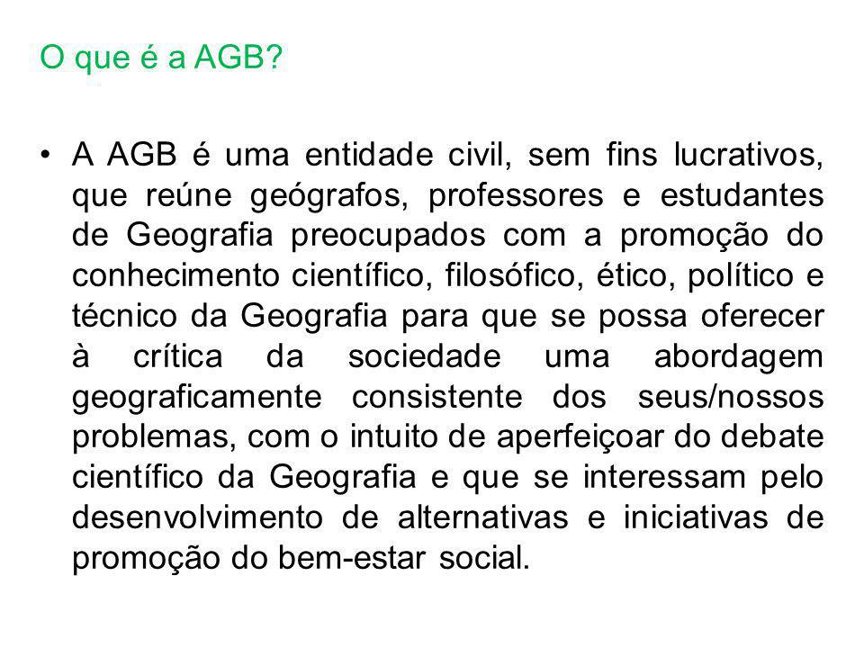 O que é a AGB