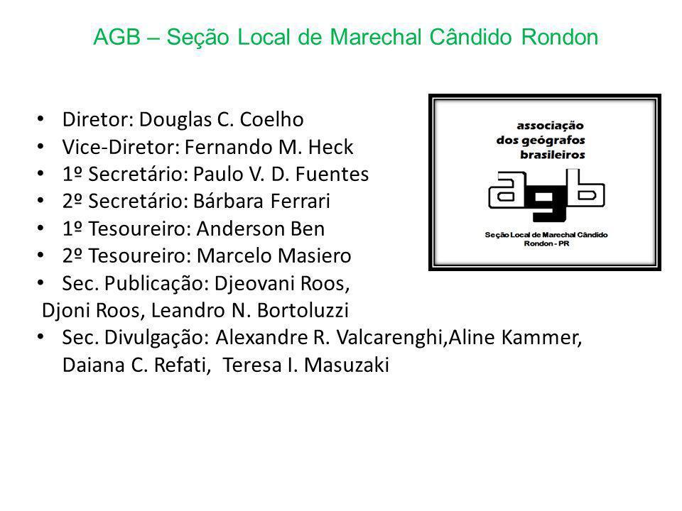 AGB – Seção Local de Marechal Cândido Rondon