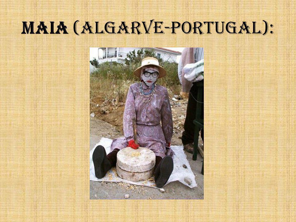 Maia (Algarve-Portugal):