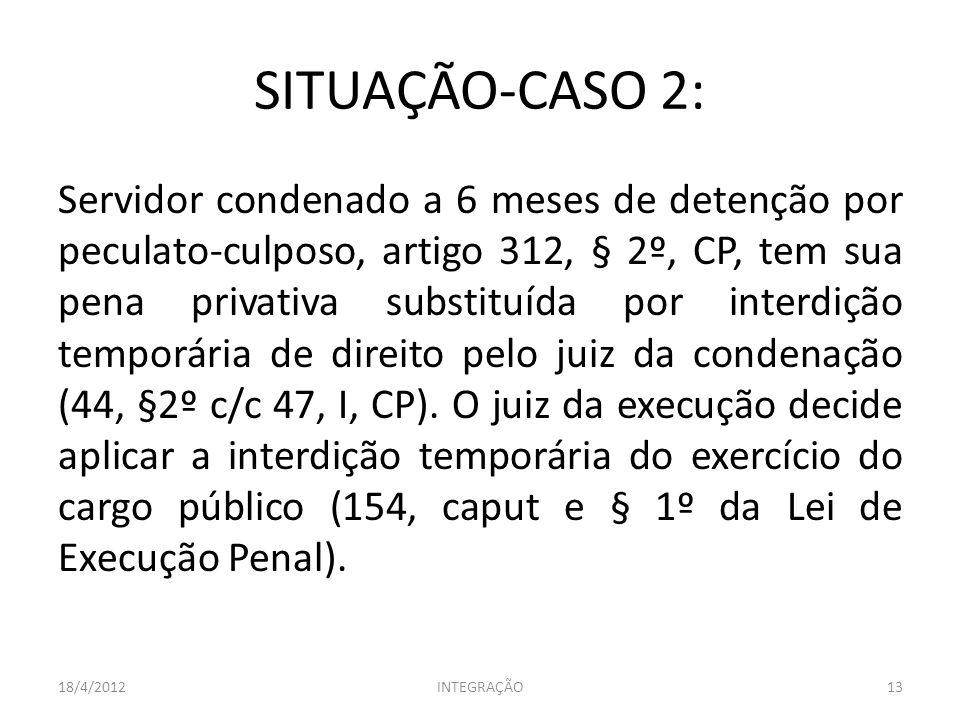 SITUAÇÃO-CASO 2: