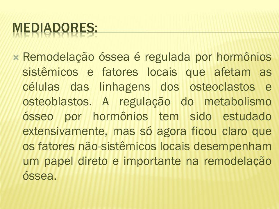 Mediadores: