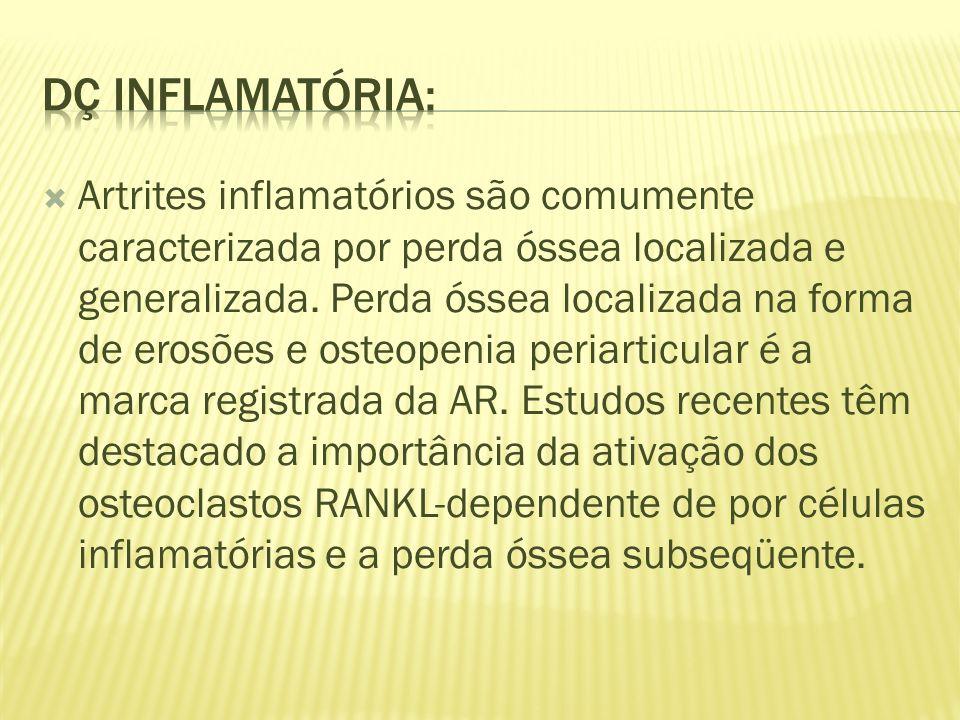 DÇ inflamatória:
