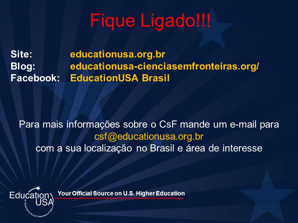 com a sua localização no Brasil e área de interesse