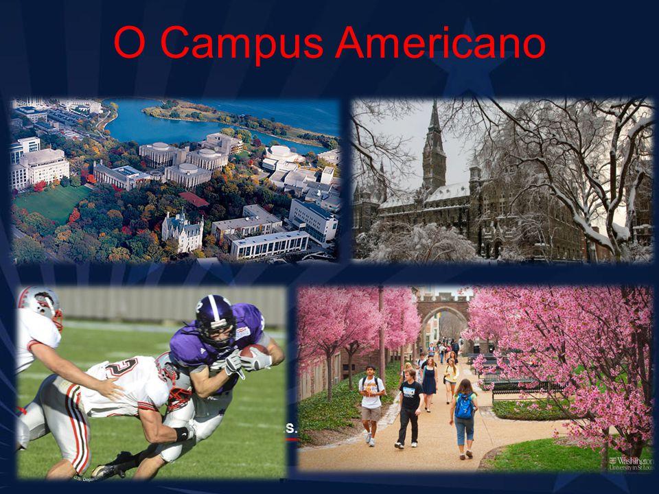 O Campus Americano