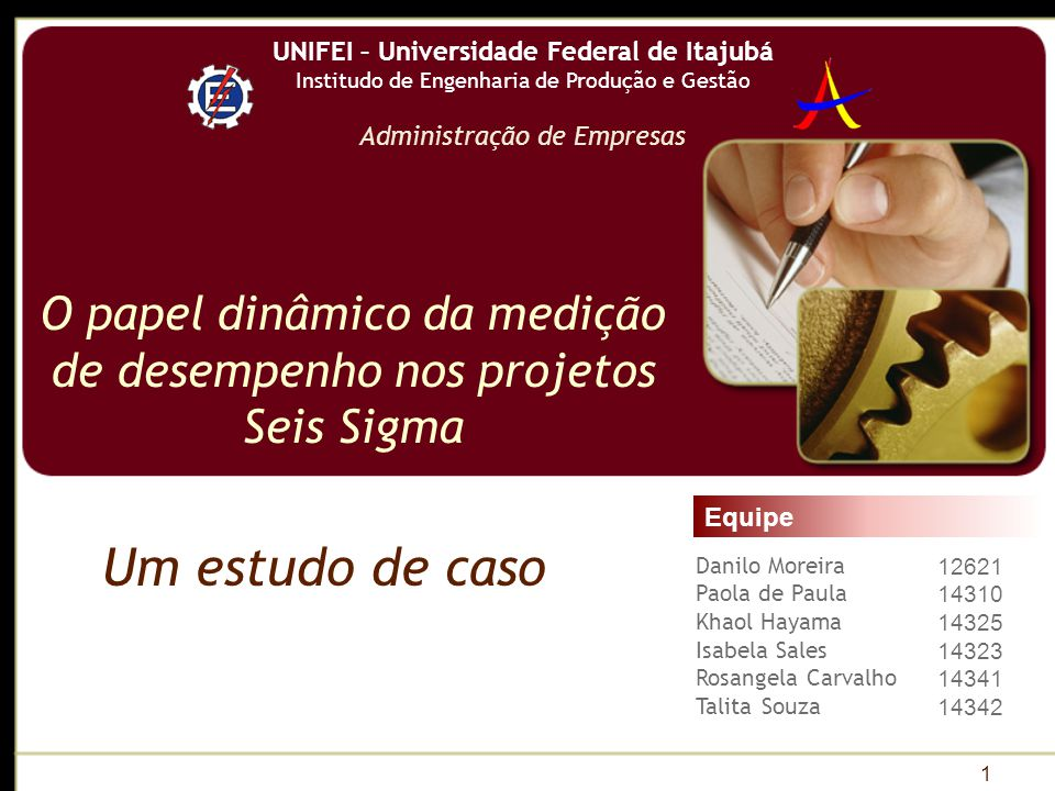 UNIFEI – Universidade Federal de Itajubá