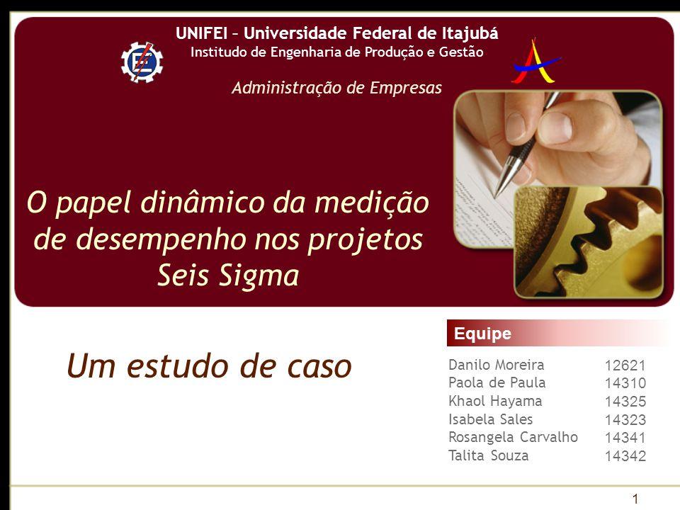 UNIFEI – Universidade Federal de Itajubá