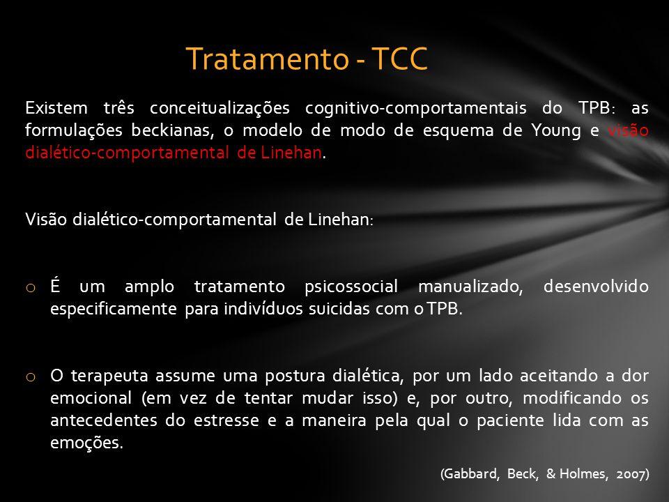 Tratamento - TCC