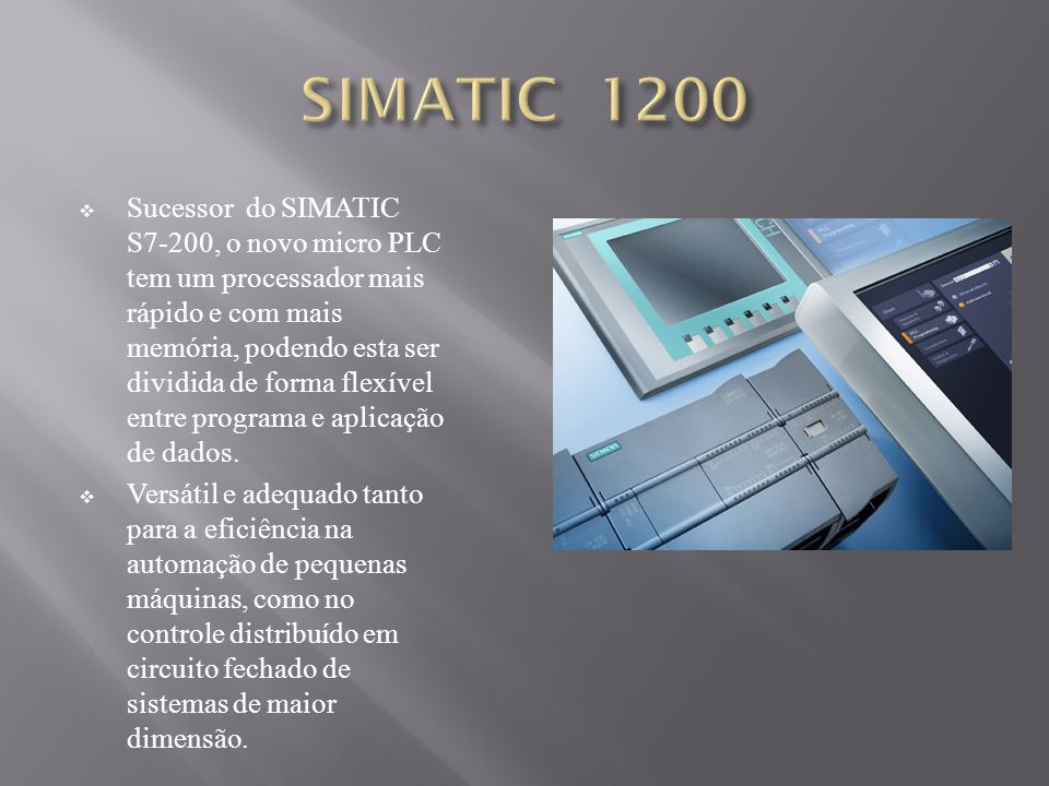 SIMATIC 1200