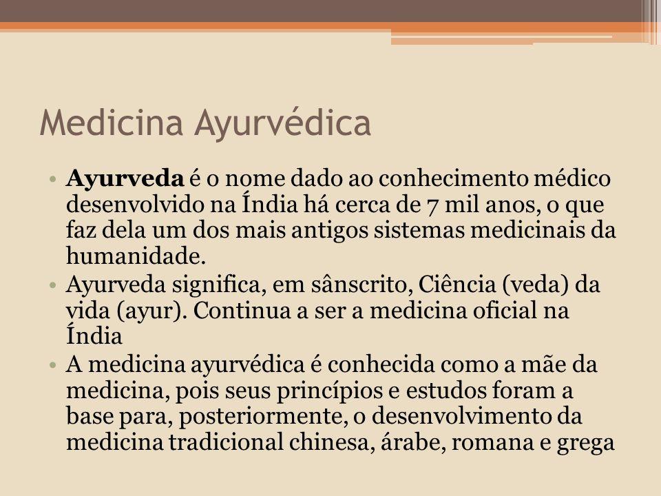 Medicina Ayurvédica