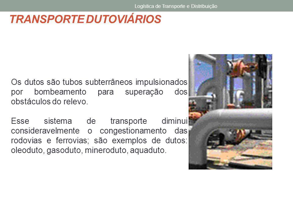 TRANSPORTE DUTOVIÁRIOS