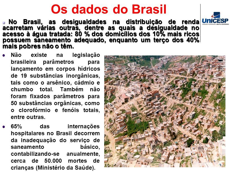 Os dados do Brasil
