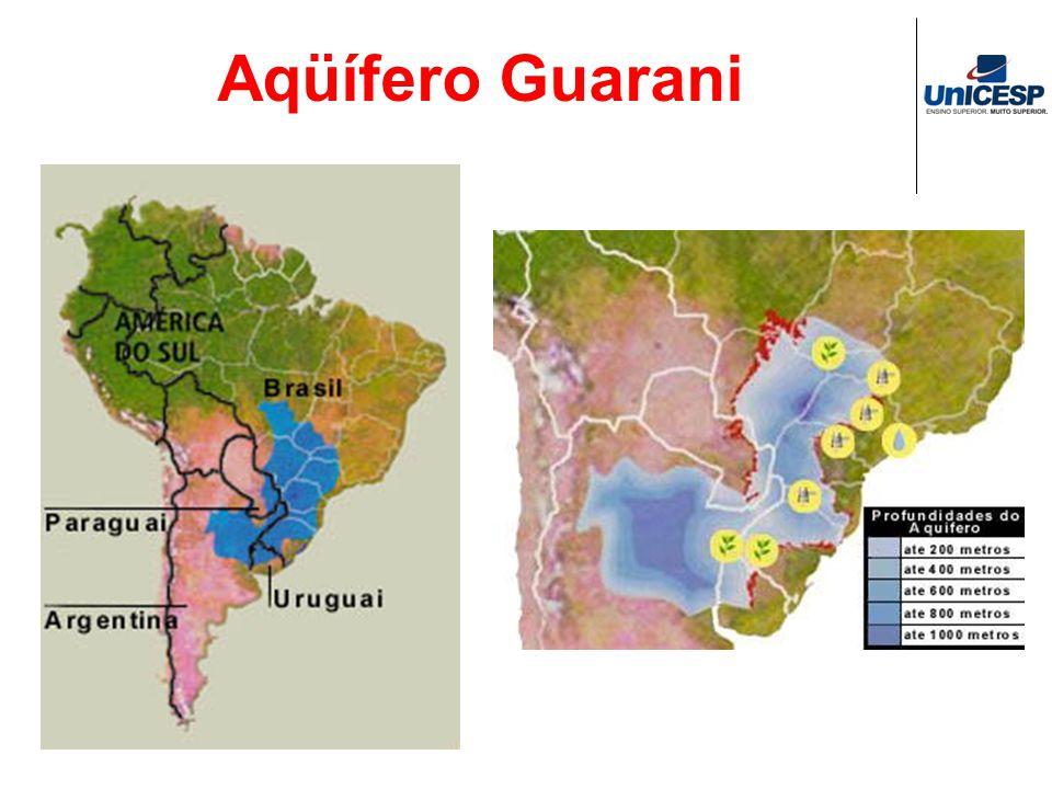 Aqüífero Guarani