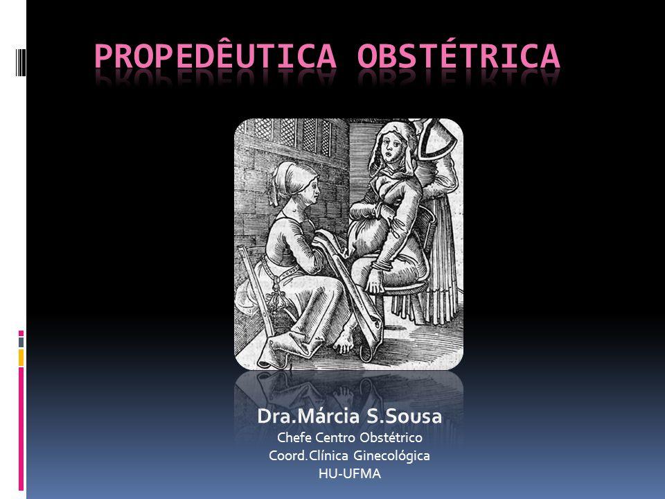 Propedêutica obstétrica