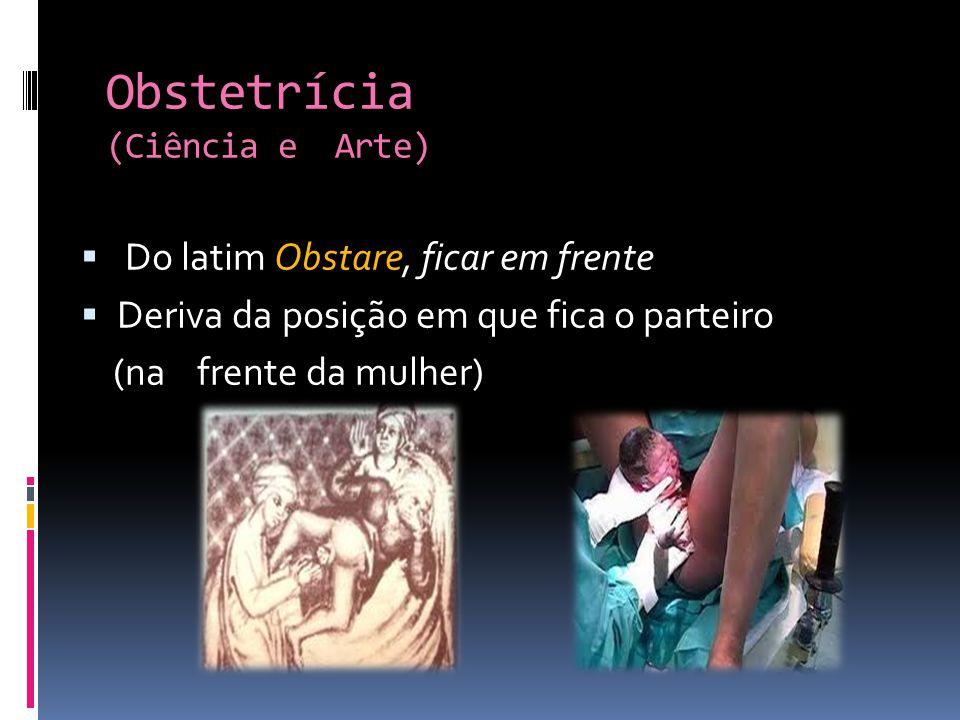 Obstetrícia (Ciência e Arte)