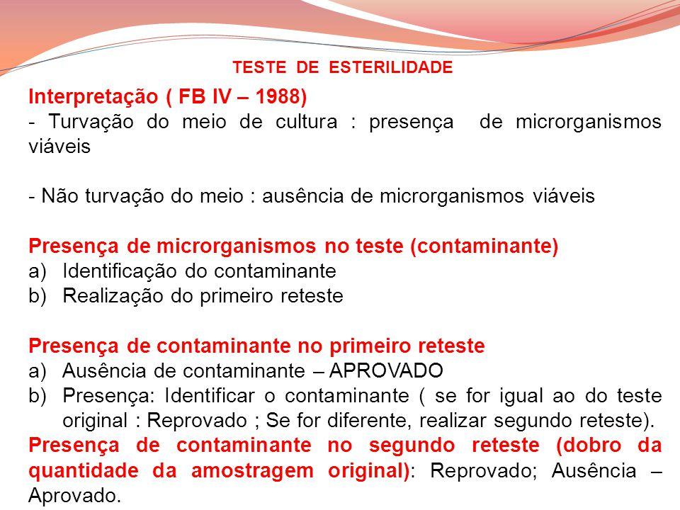 Interpretação ( FB IV – 1988)