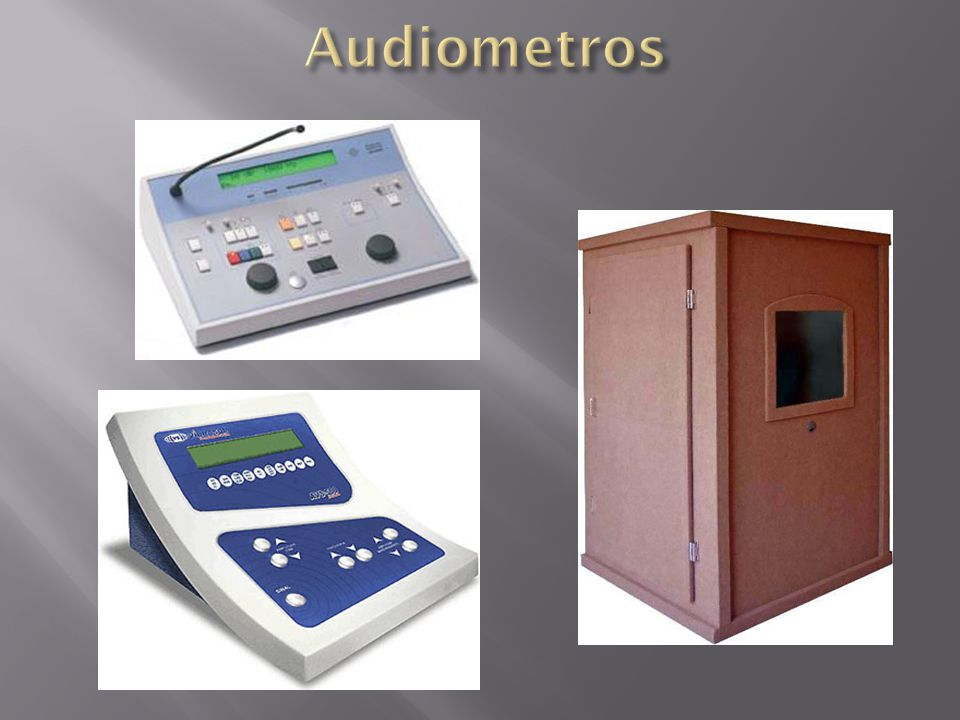 Audiometros