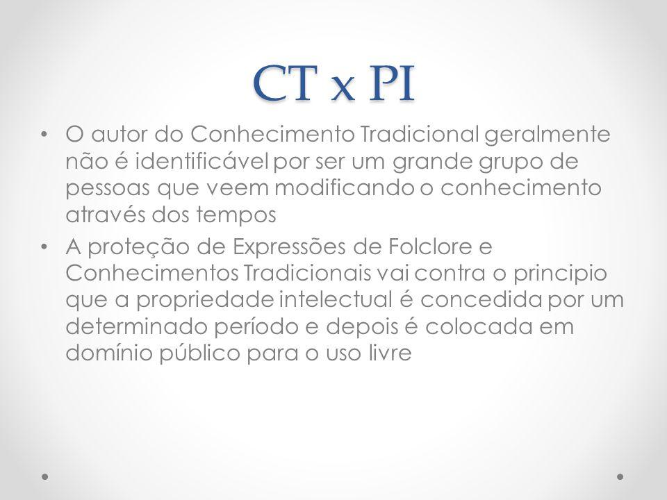 CT x PI