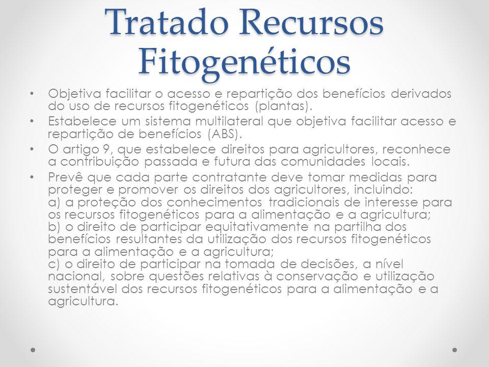 Tratado Recursos Fitogenéticos