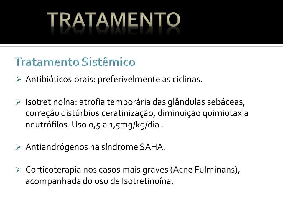 Tratamento Tratamento Sistêmico