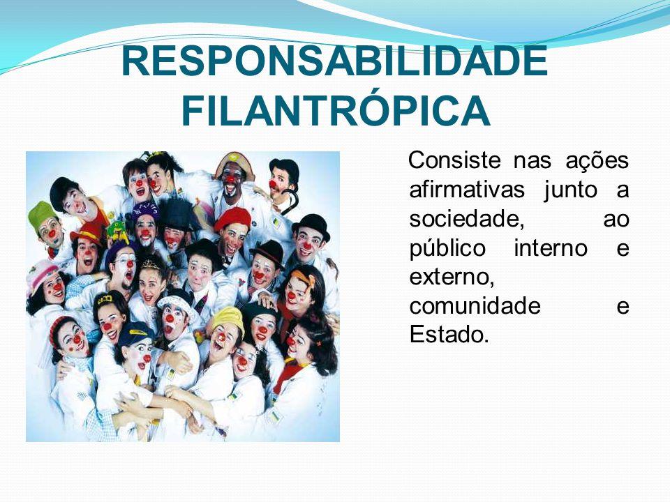 RESPONSABILIDADE FILANTRÓPICA