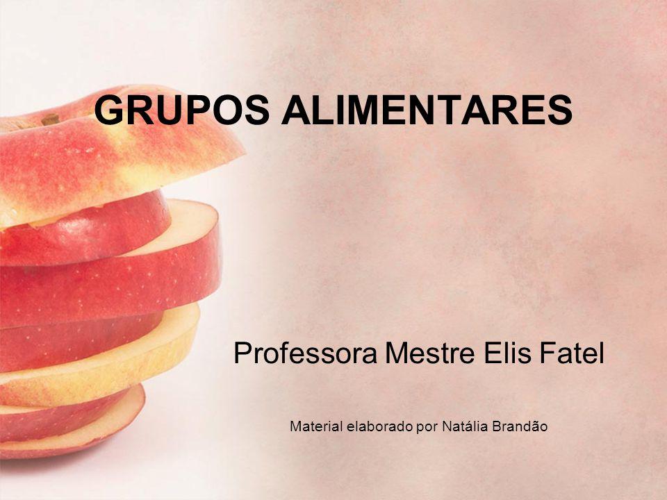 Professora Mestre Elis Fatel Material elaborado por Natália Brandão