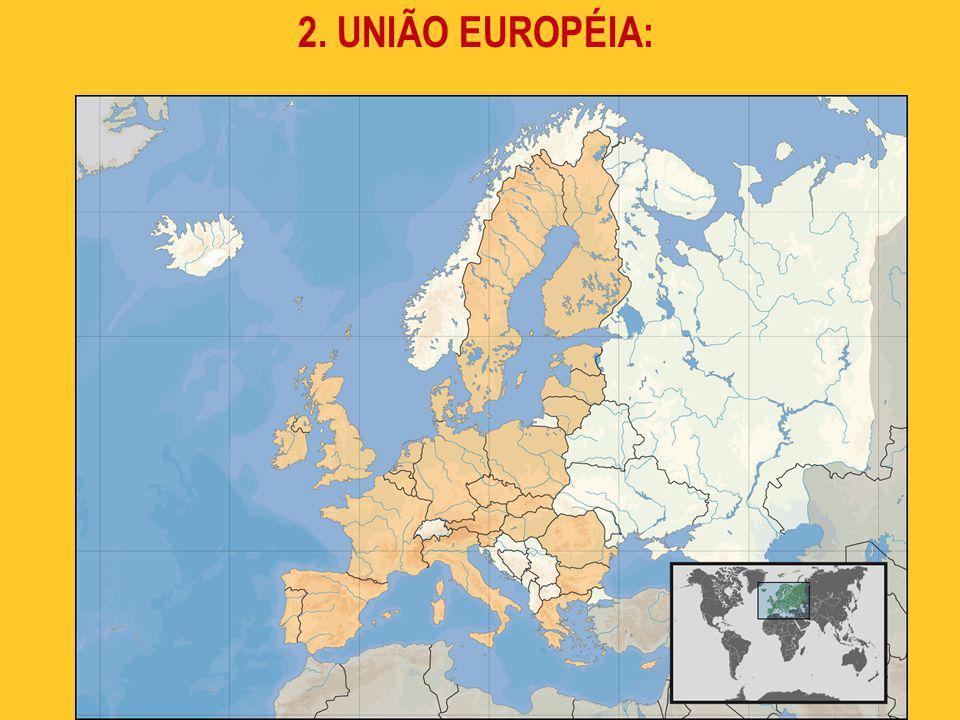 2. UNIÃO EUROPÉIA: