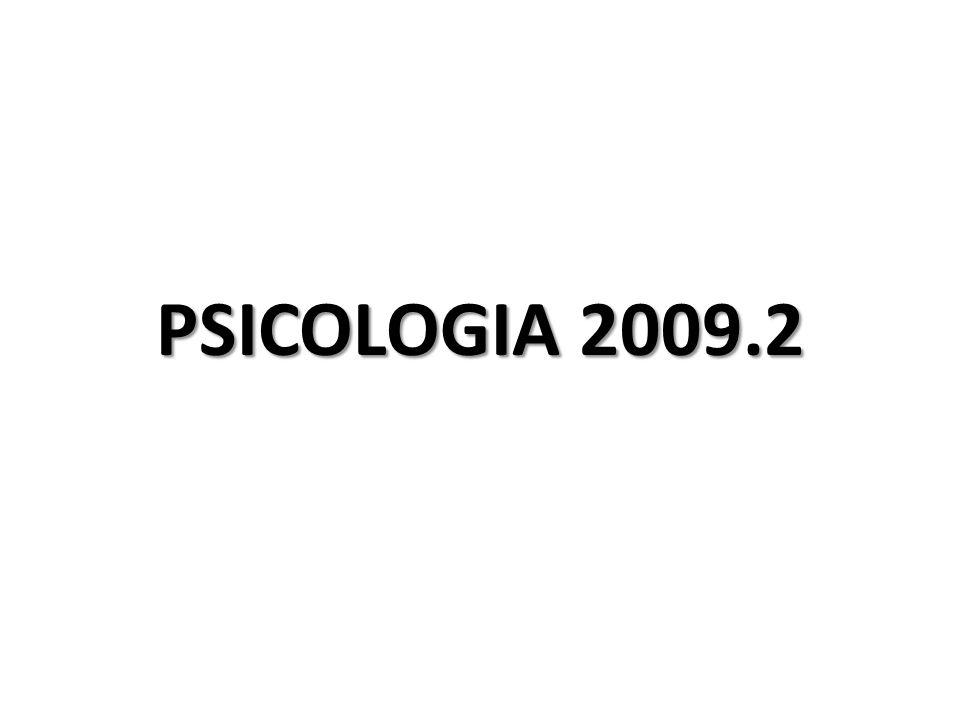 PSICOLOGIA 2009.2