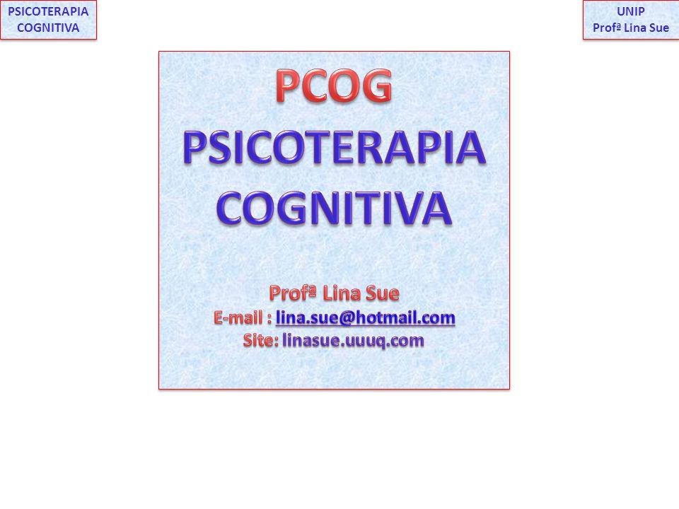 PCOG PSICOTERAPIA COGNITIVA