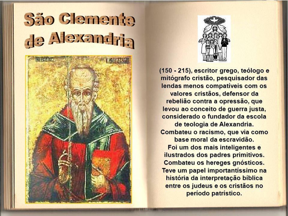 São Clemente de Alexandria