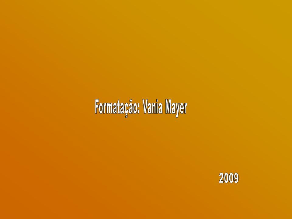 Formatação: Vania Mayer