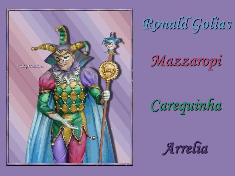 Ronald Golias Mazzaropi Carequinha Arrelia