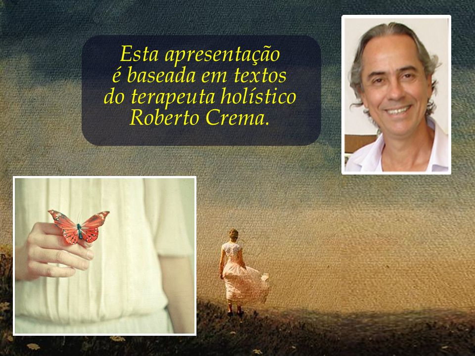 do terapeuta holístico