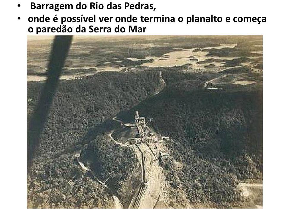 Barragem do Rio das Pedras,