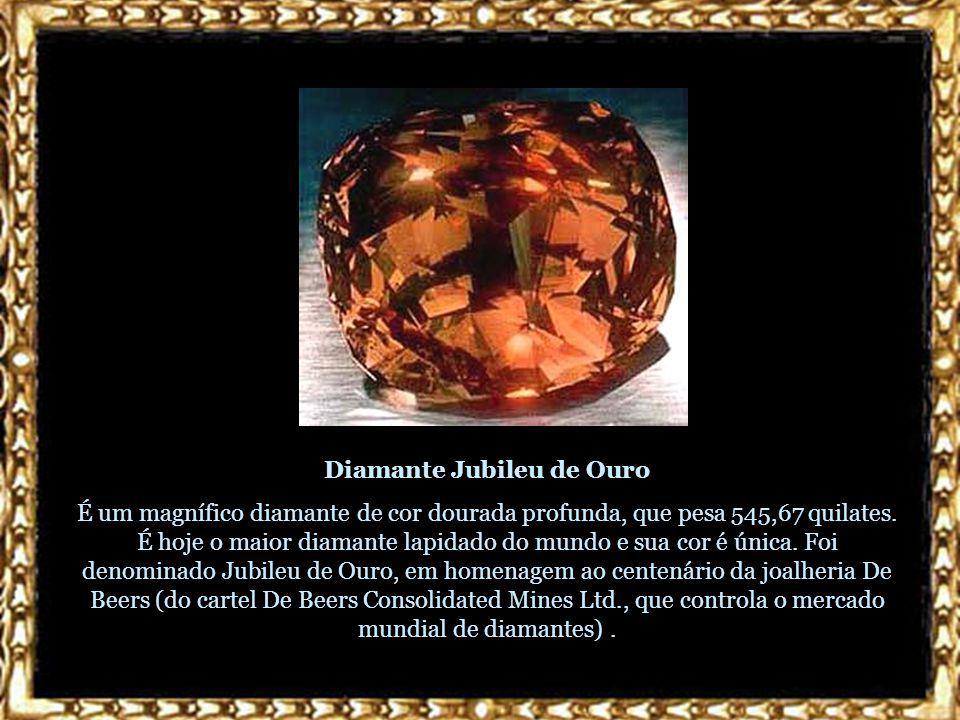 Diamante Jubileu de Ouro