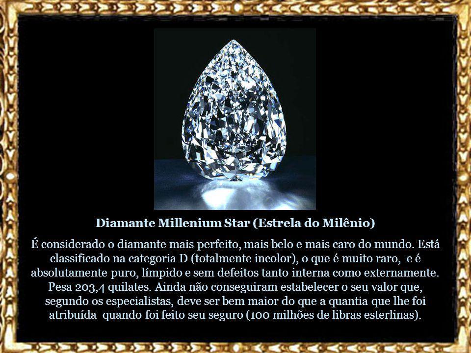Diamante Millenium Star (Estrela do Milênio)