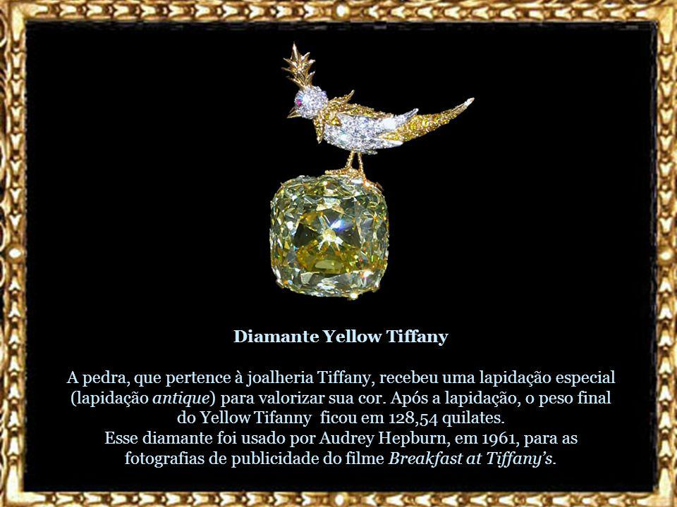 Diamante Yellow Tiffany